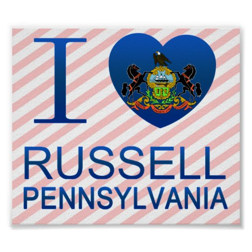 Amo Russell, PA Impresiones