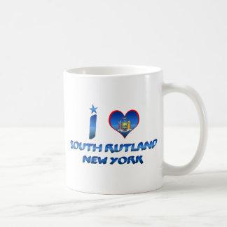 Amo Rutland del sur, Nueva York Tazas De Café