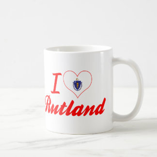 Amo Rutland, Massachusetts Tazas De Café