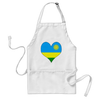 Amo Rwanda Delantal