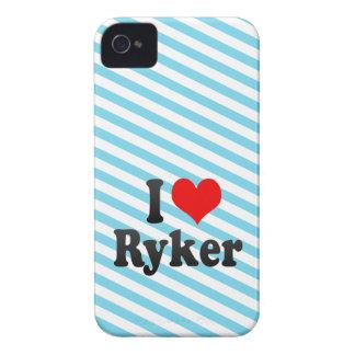 Amo Ryker iPhone 4 Fundas