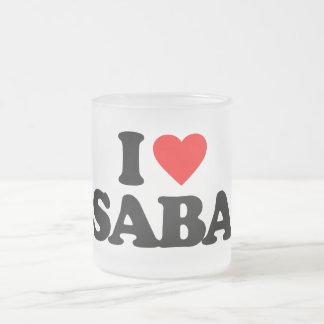 AMO SABA TAZA DE CAFÉ