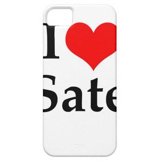 Amo sacio iPhone 5 Case-Mate coberturas