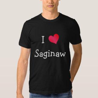 Amo Saginaw Camisas