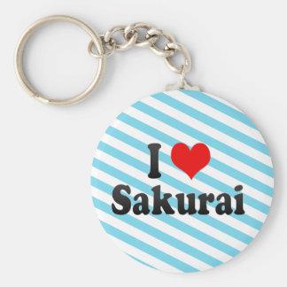 Amo Sakurai, Japón Llaveros Personalizados