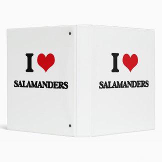 Amo Salamanders Carpeta 2,5 Cm