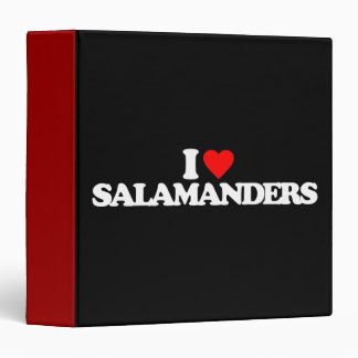 AMO SALAMANDERS