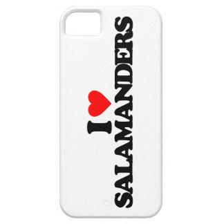 AMO SALAMANDERS iPhone 5 CARCASAS