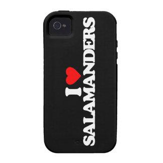 AMO SALAMANDERS iPhone 4 FUNDAS