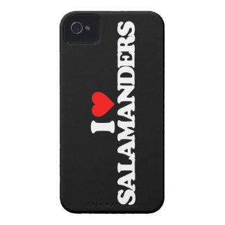AMO SALAMANDERS iPhone 4 CÁRCASA