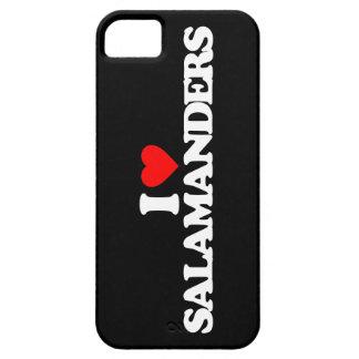 AMO SALAMANDERS iPhone 5 CÁRCASA