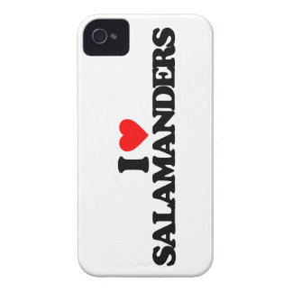 AMO SALAMANDERS iPhone 4 CARCASAS