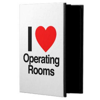 Amo salas de operaciones