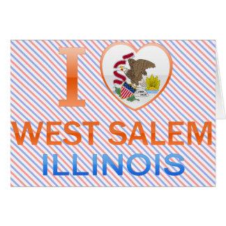 Amo Salem del oeste IL Felicitaciones