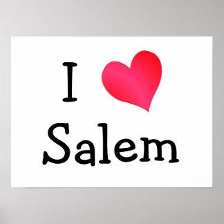 Amo Salem Póster