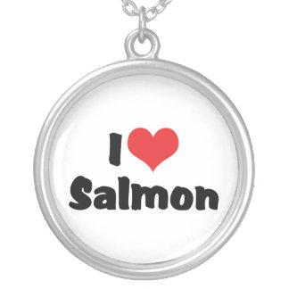 Amo salmones colgante redondo