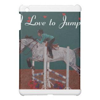 ¡Amo saltar! Caballo