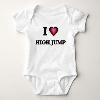 Amo salto de altura body para bebé