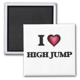 Amo salto de altura imán cuadrado