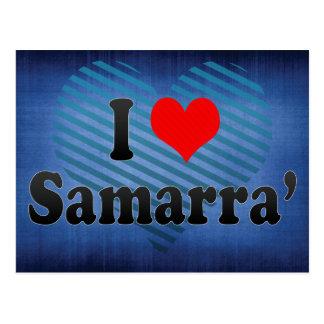 Amo Samarra', Iraq Tarjetas Postales