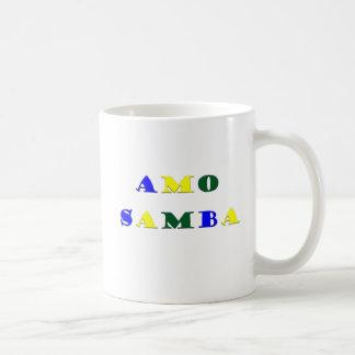 Amo Samba Coffee Mug