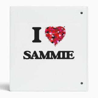"Amo Sammie Carpeta 1"""