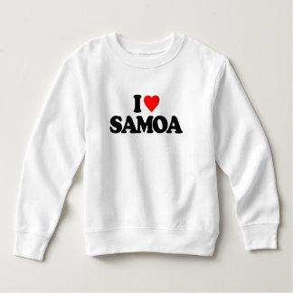 AMO SAMOA SUDADERA