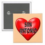 Amo San Antonio Pins