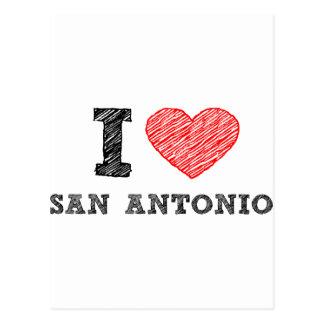 Amo San Antonio Postal