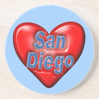 Amo San Diego Posavaso Para Bebida