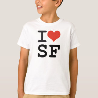 Amo San Francisco Camisas