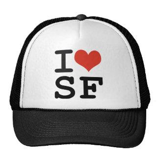 Amo San Francisco Gorras De Camionero