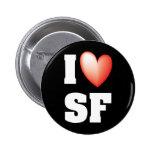 Amo San Francisco Pin