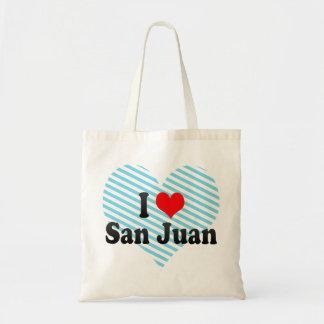 Amo San Juan, la Argentina Bolsa Tela Barata