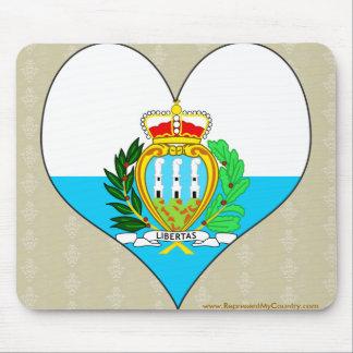 Amo San Marino Mousepads