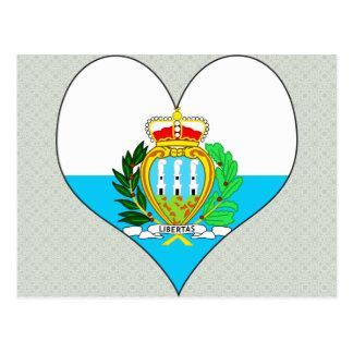 Amo San Marino Postales