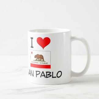 Amo SAN PABLO California Tazas