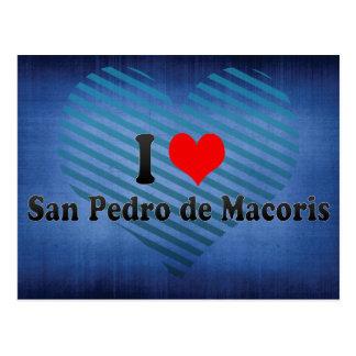 Amo San Pedro de Macoris, República Dominicana Postal