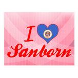 Amo Sanborn, Minnesota
