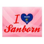 Amo Sanborn, Wisconsin