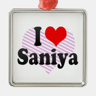 Amo Saniya Adorno Para Reyes