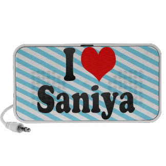 Amo Saniya Altavoz De Viaje