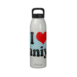Amo Saniya Botellas De Beber