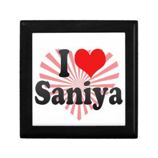 Amo Saniya Cajas De Joyas