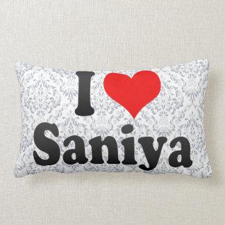 Amo Saniya Cojines