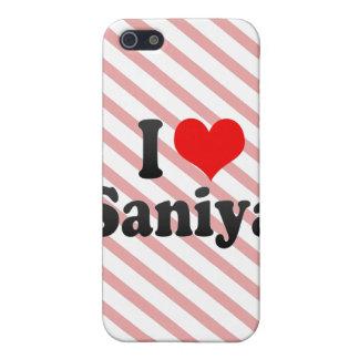 Amo Saniya iPhone 5 Funda