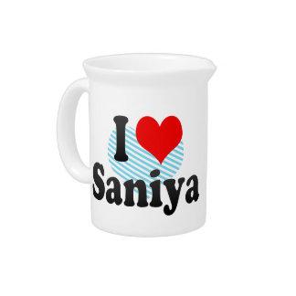 Amo Saniya Jarra Para Bebida