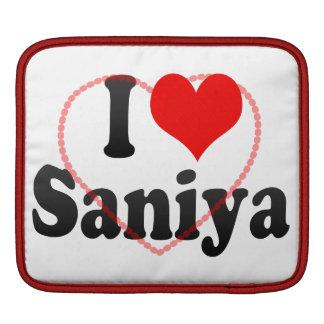 Amo Saniya Mangas De iPad