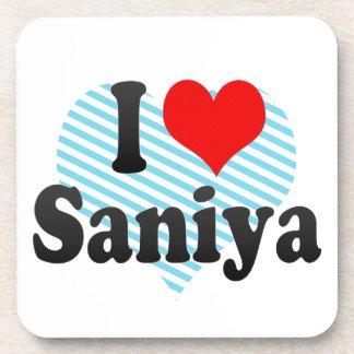 Amo Saniya Posavasos De Bebidas