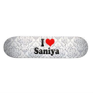 Amo Saniya Tablas De Patinar